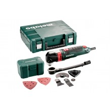 UTENSILE MULTIFUNZIONE METABO MOD.MULTITOOL MT 400 QUICK SET STANDARD