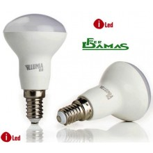 "LAMPADINA ILLUMIA LED SPOT R50 6 W E14 SERIE ""SMART"""