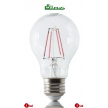 "LAMPADINA ILLUMIA LED BULB PINK 4 W E27 SERIE ""COLOR"""