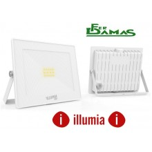 "FARETTO LED ILLUMIA FLOODLIGHT 10W ""SERIE SLIM"""