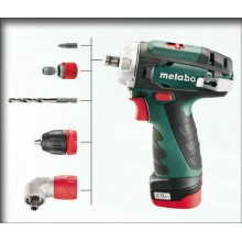 AVVITATORE METABO MOD.POWER MAXX BS QUICK BASIC