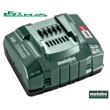 "CARICA BATTERIE RAPIDO METABO MOD.ASC 145, 12-36 V, ""AIR COOLED"""