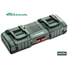 "CARICA BATTERIE RAPIDO METABO MOD. ASC 145 DUO, 12-36 V, ""AIR COOLED"""
