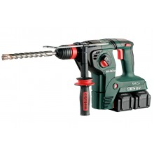 MARTELLO PERFORATORE COMBINATO METABO KHA 36 - 18 LTX 32 (4 BATTERIE 5.2 A/h)