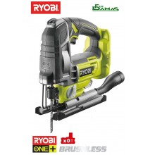 SEGHETTO ALTERNATIVO PENDOLARE RYOBI 18 V BRUSHLESS MOD. R18 JS7 - 0