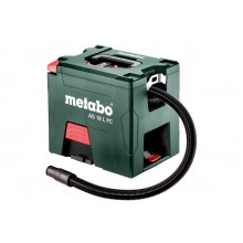 ASPIRATORE A BATTERIA 18 V METABO MOD. AS 18 L PC