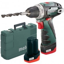 AVVITATORE METABO MOD.POWER MAXX BS BASIC